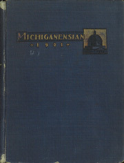 University of Michigan - Michiganensian Yearbook (Ann Arbor, MI) online yearbook collection, 1901 Edition, Page 1