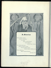 Page 16, 1904 Edition, University of Michigan - Michiganensian Yearbook (Ann Arbor, MI) online yearbook collection
