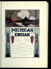 Page 9, 1904 Edition, University of Michigan - Michiganensian Yearbook (Ann Arbor, MI) online yearbook collection