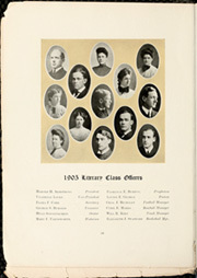 Page 12, 1905 Edition, University of Michigan - Michiganensian Yearbook (Ann Arbor, MI) online yearbook collection