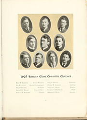 Page 13, 1905 Edition, University of Michigan - Michiganensian Yearbook (Ann Arbor, MI) online yearbook collection
