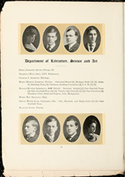 Page 14, 1905 Edition, University of Michigan - Michiganensian Yearbook (Ann Arbor, MI) online yearbook collection