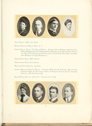 Page 15, 1905 Edition, University of Michigan - Michiganensian Yearbook (Ann Arbor, MI) online yearbook collection