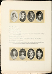 Page 16, 1905 Edition, University of Michigan - Michiganensian Yearbook (Ann Arbor, MI) online yearbook collection