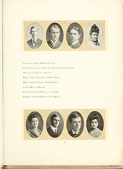 Page 17, 1905 Edition, University of Michigan - Michiganensian Yearbook (Ann Arbor, MI) online yearbook collection