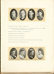 Page 21, 1905 Edition, University of Michigan - Michiganensian Yearbook (Ann Arbor, MI) online yearbook collection