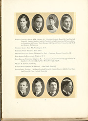 Page 23, 1905 Edition, University of Michigan - Michiganensian Yearbook (Ann Arbor, MI) online yearbook collection