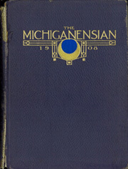 Page 1, 1908 Edition, University of Michigan - Michiganensian Yearbook (Ann Arbor, MI) online yearbook collection