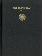 Page 1, 1917 Edition, University of Michigan - Michiganensian Yearbook (Ann Arbor, MI) online yearbook collection