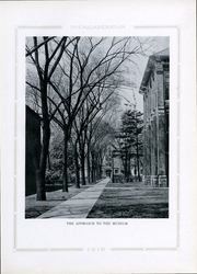 Page 11, 1918 Edition, University of Michigan - Michiganensian Yearbook (Ann Arbor, MI) online yearbook collection