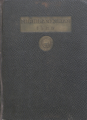 University of Michigan - Michiganensian Yearbook (Ann Arbor, MI) online yearbook collection, 1920 Edition, Page 1