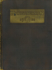 University of Michigan - Michiganensian Yearbook (Ann Arbor, MI) online yearbook collection, 1921 Edition, Page 1