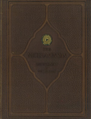 University of Michigan - Michiganensian Yearbook (Ann Arbor, MI) online yearbook collection, 1922 Edition, Page 1