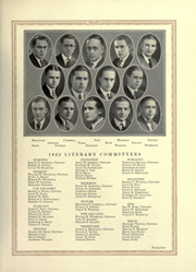 Page 29, 1922 Edition, University of Michigan - Michiganensian Yearbook (Ann Arbor, MI) online yearbook collection