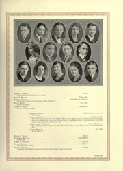 Page 35, 1922 Edition, University of Michigan - Michiganensian Yearbook (Ann Arbor, MI) online yearbook collection