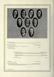 Page 146, 1923 Edition, University of Michigan - Michiganensian Yearbook (Ann Arbor, MI) online yearbook collection