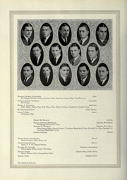 Page 148, 1923 Edition, University of Michigan - Michiganensian Yearbook (Ann Arbor, MI) online yearbook collection