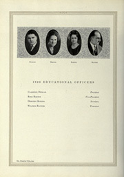 Page 160, 1923 Edition, University of Michigan - Michiganensian Yearbook (Ann Arbor, MI) online yearbook collection