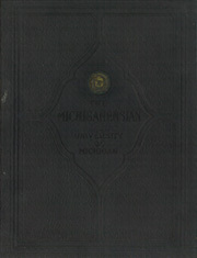 University of Michigan - Michiganensian Yearbook (Ann Arbor, MI) online yearbook collection, 1924 Edition, Page 1