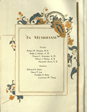 Page 14, 1929 Edition, University of Michigan - Michiganensian Yearbook (Ann Arbor, MI) online yearbook collection