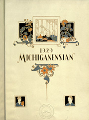 Page 5, 1929 Edition, University of Michigan - Michiganensian Yearbook (Ann Arbor, MI) online yearbook collection