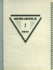 Page 5, 1930 Edition, University of Michigan - Michiganensian Yearbook (Ann Arbor, MI) online yearbook collection