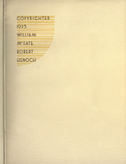 Page 7, 1935 Edition, University of Michigan - Michiganensian Yearbook (Ann Arbor, MI) online yearbook collection