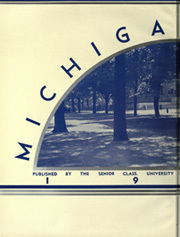 Page 10, 1936 Edition, University of Michigan - Michiganensian Yearbook (Ann Arbor, MI) online yearbook collection