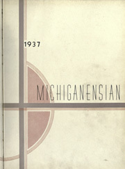 Page 7, 1937 Edition, University of Michigan - Michiganensian Yearbook (Ann Arbor, MI) online yearbook collection