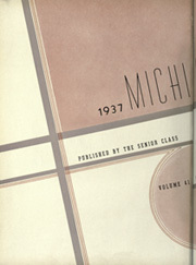 Page 8, 1937 Edition, University of Michigan - Michiganensian Yearbook (Ann Arbor, MI) online yearbook collection