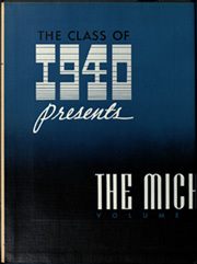 Page 10, 1940 Edition, University of Michigan - Michiganensian Yearbook (Ann Arbor, MI) online yearbook collection