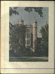 Page 8, 1940 Edition, University of Michigan - Michiganensian Yearbook (Ann Arbor, MI) online yearbook collection