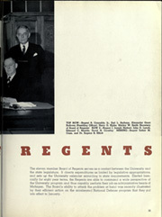 Page 17, 1942 Edition, University of Michigan - Michiganensian Yearbook (Ann Arbor, MI) online yearbook collection