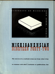 Page 6, 1942 Edition, University of Michigan - Michiganensian Yearbook (Ann Arbor, MI) online yearbook collection