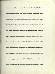 Page 7, 1942 Edition, University of Michigan - Michiganensian Yearbook (Ann Arbor, MI) online yearbook collection