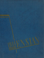 University of Michigan - Michiganensian Yearbook (Ann Arbor, MI) online yearbook collection, 1944 Edition, Page 1