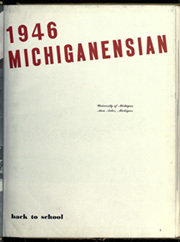 Page 7, 1946 Edition, University of Michigan - Michiganensian Yearbook (Ann Arbor, MI) online yearbook collection