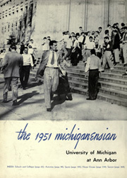 Page 6, 1951 Edition, University of Michigan - Michiganensian Yearbook (Ann Arbor, MI) online yearbook collection