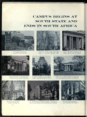 Page 14, 1952 Edition, University of Michigan - Michiganensian Yearbook (Ann Arbor, MI) online yearbook collection
