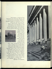 Page 15, 1952 Edition, University of Michigan - Michiganensian Yearbook (Ann Arbor, MI) online yearbook collection