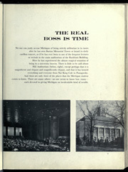 Page 17, 1952 Edition, University of Michigan - Michiganensian Yearbook (Ann Arbor, MI) online yearbook collection