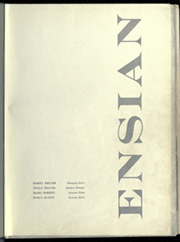 Page 5, 1952 Edition, University of Michigan - Michiganensian Yearbook (Ann Arbor, MI) online yearbook collection