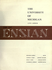 Page 5, 1957 Edition, University of Michigan - Michiganensian Yearbook (Ann Arbor, MI) online yearbook collection