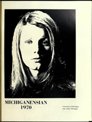 Page 5, 1970 Edition, University of Michigan - Michiganensian Yearbook (Ann Arbor, MI) online yearbook collection
