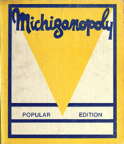 University of Michigan - Michiganensian Yearbook (Ann Arbor, MI) online yearbook collection, 1975 Edition, Page 1