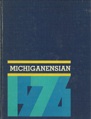 University of Michigan - Michiganensian Yearbook (Ann Arbor, MI) online yearbook collection, 1976 Edition, Page 1