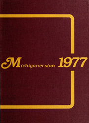 University of Michigan - Michiganensian Yearbook (Ann Arbor, MI) online yearbook collection, 1977 Edition, Page 1