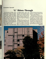 Page 9, 1981 Edition, University of Michigan - Michiganensian Yearbook (Ann Arbor, MI) online yearbook collection
