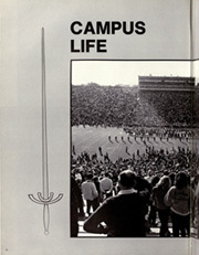 Page 12, 1982 Edition, University of Michigan - Michiganensian Yearbook (Ann Arbor, MI) online yearbook collection