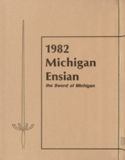 Page 2, 1982 Edition, University of Michigan - Michiganensian Yearbook (Ann Arbor, MI) online yearbook collection